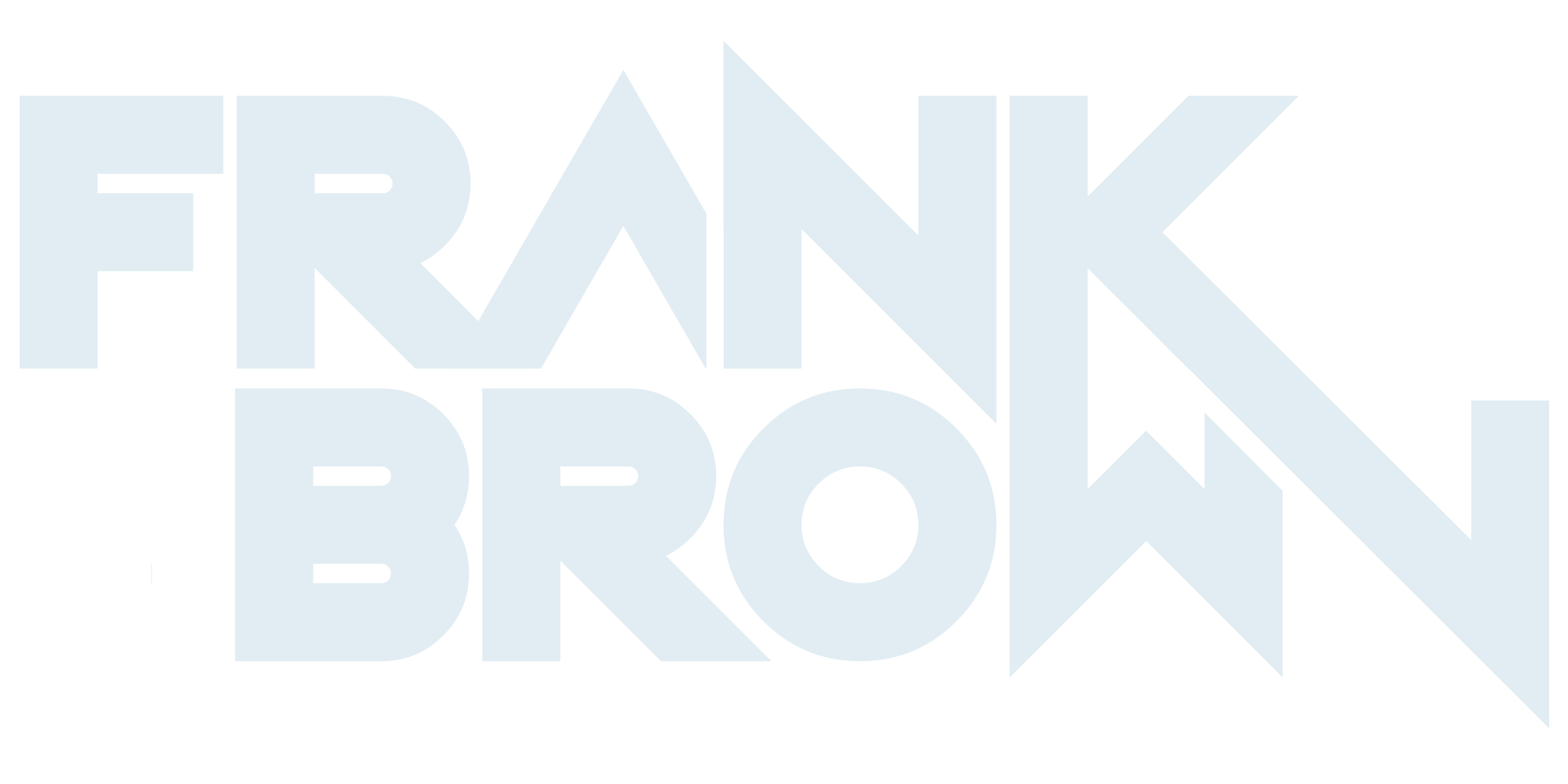 Logotipo Fran Brown Music